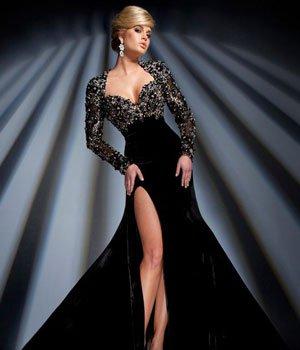 Пошив вечернего платья цена